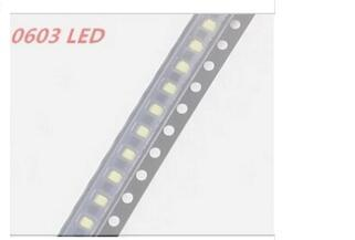 Led 1000 adet/grup, Ultra Parlak SMD LED 0603 TURUNCU 1608
